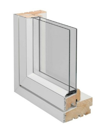 Rationel Windows - Double Glazed Aluminium Faced