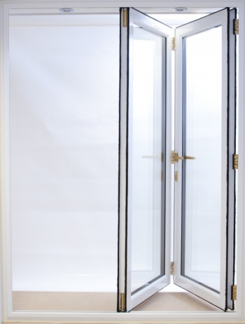 Rationel Double Glazed Aluminium Faced Windows