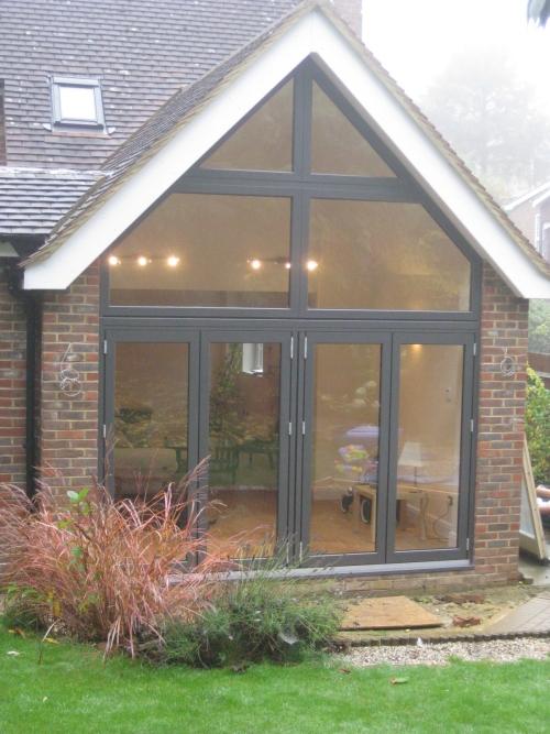 Solarlux B-Folding Doors