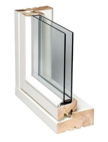 Rationel Windows - Double Glazed Timber