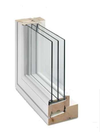 Rationel Windows - Triple Glazed Timber