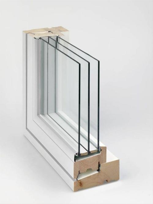 Rationel Triple Glazed Timber Windows